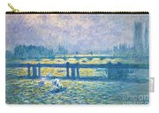Monet: Charing Cross Carry-all Pouch