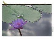 Monet Lily Pond Reflection  Carry-all Pouch