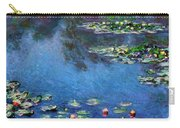 Monet: Waterlilies, 1906 Carry-all Pouch