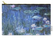 Monet: Waterlilies Carry-all Pouch