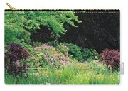 Monet's Garden Pond And Boat Carry-all Pouch