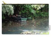 Monets Rowboats Carry-all Pouch