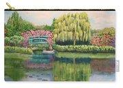 Monet's Summer Garden No.2 Carry-all Pouch