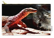 Monitor Lizard Carry-all Pouch