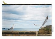 Monitored Seagull Take-off Carry-all Pouch
