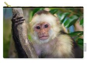 Monkey Portrait Carry-all Pouch