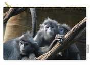 Monkey Trio Carry-all Pouch