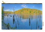 Monksville Reservoir Fall 2016 Carry-all Pouch