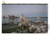 Mono Lake At Dusk Carry-all Pouch by Margaret Pitcher