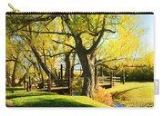 Mono Lake Garden Bridge Carry-all Pouch