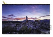 Mono Lake Sunset 4 Carry-all Pouch