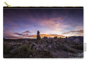 Mono Lake Sunset 5 Carry-all Pouch