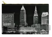 Monochrome Nightscape Carry-all Pouch