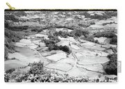 Monochrome Valley Carry-all Pouch