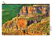 Monolith North Rim Grand Canyon Carry-all Pouch