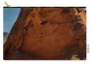Monolith Sculpture Valley Of Fire Carry-all Pouch