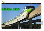 Monorail Green Wdwrf Carry-all Pouch