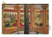 Monreale Palermo 1925 Travel Carry-all Pouch