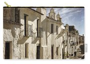 Monsaraz Sepia Street Carry-all Pouch