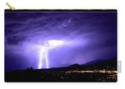 Monsoon Over Sedona Carry-all Pouch