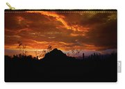 Monsoon Sunset  Carry-all Pouch