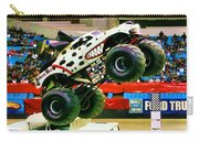 Monster Jam 2013 In Nassau Coliseum Carry-all Pouch
