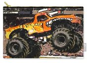 Monster Jam El Toro Loco Carry-all Pouch