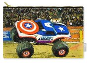 Monster Jam Carry-all Pouch