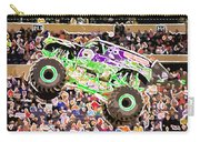 Monster Jam Orlando Fl Carry-all Pouch