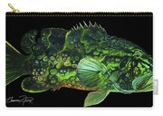 Monster Melon Carry-all Pouch