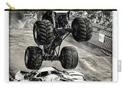 Monster Truck 1b Carry-all Pouch