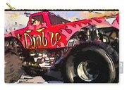 Monster Truck El Diablo Carry-all Pouch