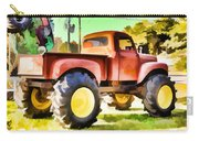 Monster Truck - Grave Digger 1 Carry-all Pouch
