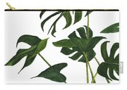 Monstera Bunch  Carry-all Pouch