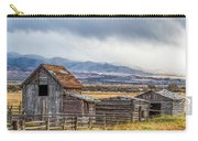 Montana Scenery Carry-all Pouch