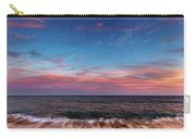 Montauk Pink Surf Carry-all Pouch