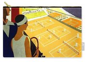 Monte Carlo, French Riviera, Tennis Club Carry-all Pouch