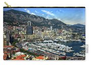 Monte Carlo Harbor View Carry-all Pouch
