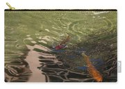 Monte Carlo Koi Carry-all Pouch