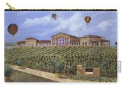 Monte De Oro And The Air Balloons Carry-all Pouch