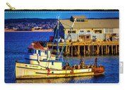 Monterey Bay Fishing Boat Carry-all Pouch