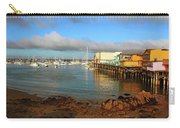 Monterey Wharf Carry-all Pouch