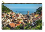 Monterosso In The Cinque Terre Carry-all Pouch