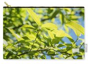 Monterrey Oak Leaves In Spring Carry-all Pouch