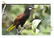 Montezuma Oropendula Carry-all Pouch
