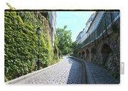 Montmarte Paris Cobblestone Streets Carry-all Pouch