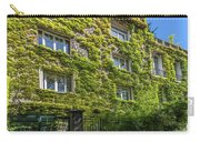 Montmarte Paris Ivy Covered Building Carry-all Pouch