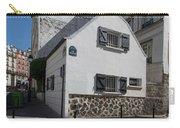Montmarte Paris Rue Durantin Carry-all Pouch