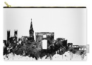 Montpellier Skyline-black Carry-all Pouch