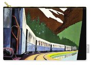 Montreux, Golden Mountain Railway, Switzerland Carry-all Pouch